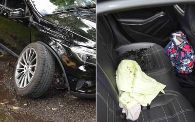 Zlodej v Poprade odmontoval žene na aute koleso a ukradol jej 40 000 eur.