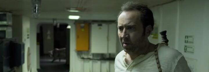 Nicolas Cage preváža na lodi vzácneho bieleho jaguára a chladnokrvného vraha. Obom sa však v šialenom akčnom filme podarí uniknúť