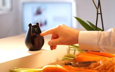 Bearbot je šikovný a univerzálny diaľkový ovládač, ktorý rozumie reči našich rúk