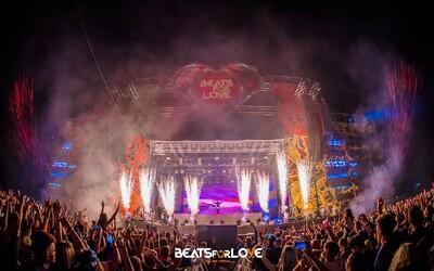 Beats for Love slibuje nejsilnější hudební line-up v historii, dvojnásobný počet zahraničních hvězd a rozšíření areálu