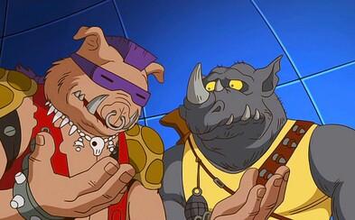 Bebop a Rocksteady potvrdení pre Teenage Mutant Ninja Turtles 2