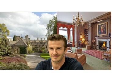 Beckhamovci sa chystajú investovať do najdrahšej nehnuteľnosti v Anglicku. Stane sa 27-miliónový dom novým Beckinghamským palácom?