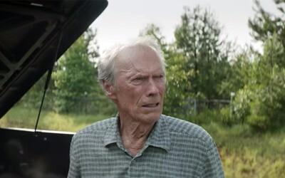 Clint Eastwood se vrací k herectví jako 90letý překupník drog mexického kartelu