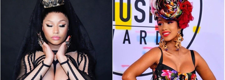 Beef Nicki Minaj a Cardi B naberá na obrátkach