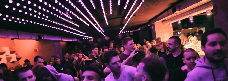 Belehradský oheň v Klube Dole