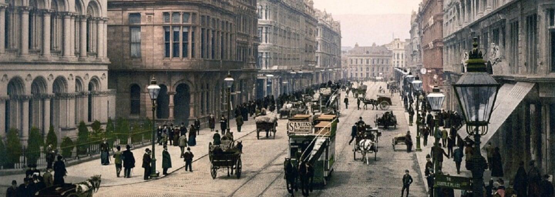 Belfast: Město, jehož historie je zbrocena krví, je teď odhodláno k optimismu