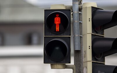 Belgie zařadila Prahu do červené barvy na covidovém semaforu