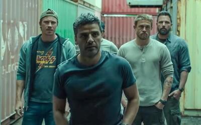 Ben Affleck a Oscar Isaac so svojím tímom okradnú nebezpečného narkobaróna, ktorý im pôjde po krku