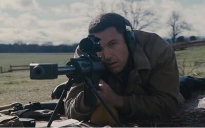 Ben Affleck je v prvním traileru pro thriller Accountant od režiséra Warrior géniem schopným zabíjet