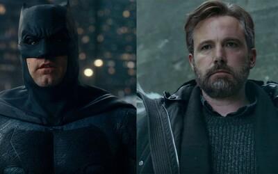 Ben Affleck končí ako Batman. Kedy sa dočkáme novej sólovky od režiséra Planéty opíc?