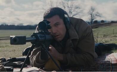 Ben Affleck sa čoby vraždiaci Účtovník prestrieľal na čelo filmových tržieb (Box Office)