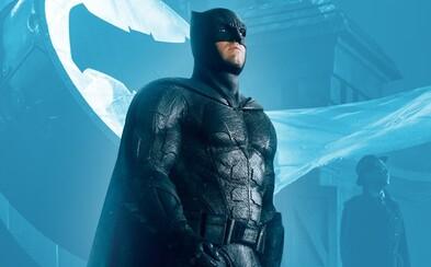 Ben Affleck sa snaží prísť na elegantný spôsob, ako z úlohy Batmana postupne odstúpiť a opustiť tak DCEU