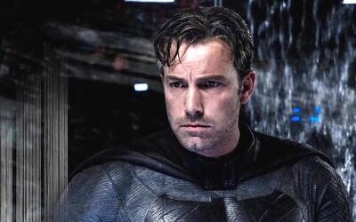 Ben Affleck sa vráti ako Batman. Rolu si zopakuje vo filme The Flash