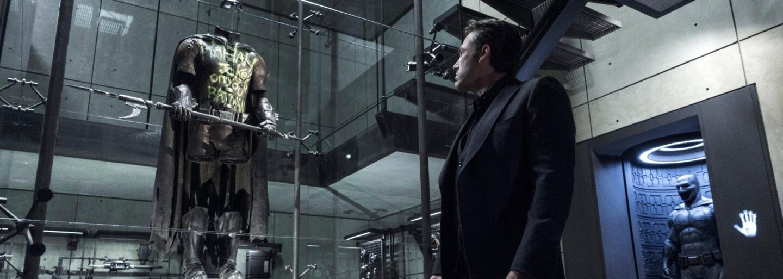 Ben Affleck vraj bude mať úplnú kreatívnu kontrolu nad sólovkou Batmana