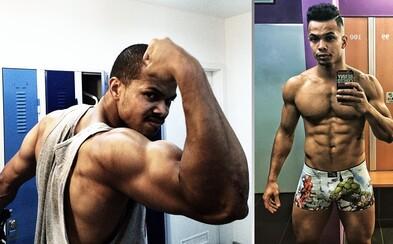 Ben Cristovao: Nájdite si vo fitness a bodybuildingu to, čo vás baví (Rozhovor)