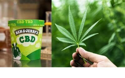 Ben & Jerry's začne prodávat zmrzlinu s CBD, jakmile to bude v USA legální