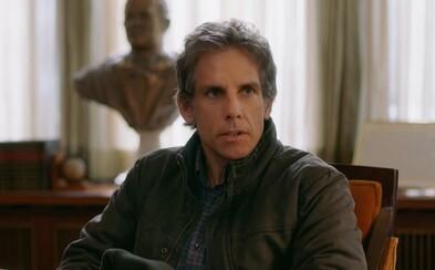 Ben Stiller má v tragikomédii Brad's Status pocit, že svoj život tak trochu premrhal. Sú však peniaze a úspech to najdôležitejšie?