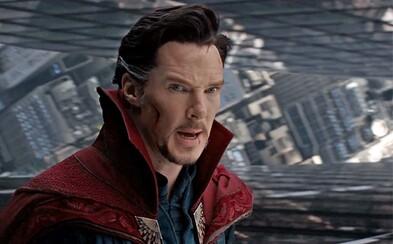 Benedict Cumberbatch a Mads Mikkelsen kúzlia v psycho traileri pre Doctora Strangea