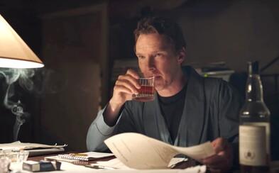 Benedict Cumberbatch stvárni v minisérii Patrick Merlose tragického hrdinu, ktorý sa bude biť s alkoholizmom a závislosťou na drogách