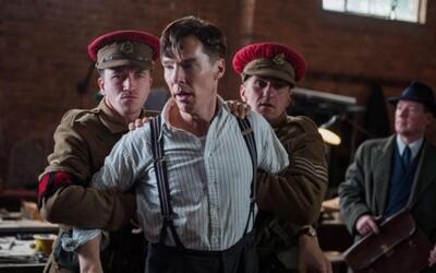 Benedict Cumberbatch v prvej ukážke ambicióznej vojnovej drámy The Imitation Game