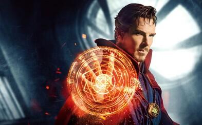 Benedict Cumberbatch verí, že Doctor Strange bude veľkolepým kino zážitkom. Presvedčte sa sami v novom videu