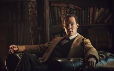 Benedict Cumberbatch zosobní podvodníka a vraha, ktorý zbohatol na tom, že sa vydával za miliardára Rockefellera