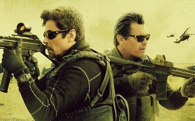 Benicio Del Toro a Josh Brolin odhadzujú rukavičky a v intenzívnej ukážke zo Sicario 2 unášajú dcéru drogového baróna
