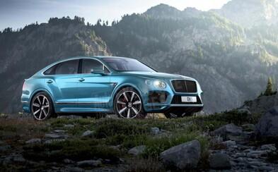Bentayga je vyprodána na rok dopředu, Bentley potvrdilo už i stylovější a ještě silnější verzi Coupé!