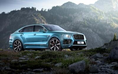 Bentayga je vypredaná na rok dopredu, Bentley potvrdilo už aj štýlovejšiu a ešte silnejšiu verziu Coupé!
