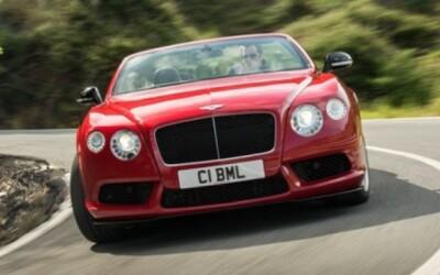 Bentley Continental GT V8 S: S-ko prinesie 528 koní!