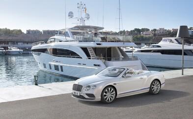Bentley odhaľuje ďalší luxusný počin. Pod taktovkou divízie Mulliner vznikla cestná jachta