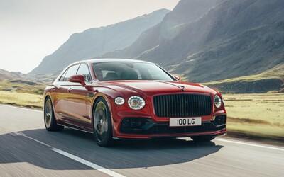 Bentley predstavilo športovú verziu pompéznej limuzíny Flying Spur