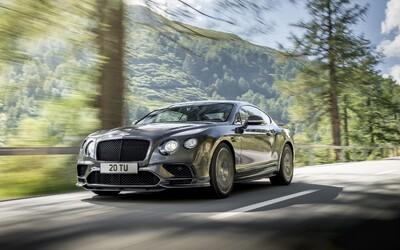 Bentley vypouští do světa vrchol luxusního GT. 710koňový Continental Supersports je nejrychlejším modelem v historii značky