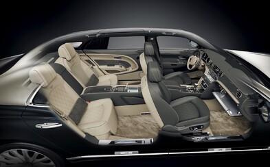 Bentley vyšperkovalo svoje vlajkové lode. Dvojica opulentných exkluzivitiek je plná zlata, striebra a kože