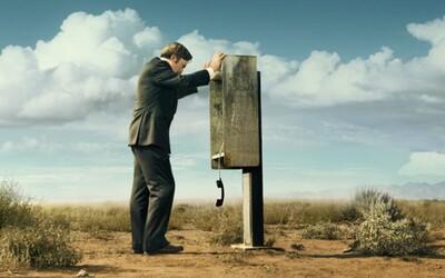 Better Call Saul a Poslední muž na Zemi se připomínají novými záběry