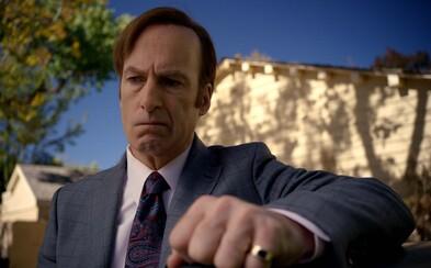 Better Call Saul dorazí neskôr, ako sa čakalo. Kedy uvidíme 4. sériu ?