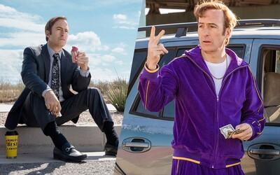 Better Call Saul je rovnako geniálnym seriálom ako Breaking Bad. 4. séria dokazuje, že nič lepšie aktuálne v telke nenájdete (Recenzia)