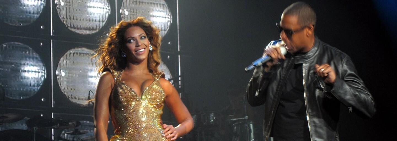 Beyoncé a Jay-Z na turné prezentovali video, kde nechyběly lechtivé scény. Jejich dcera se téměř propadla hanbou