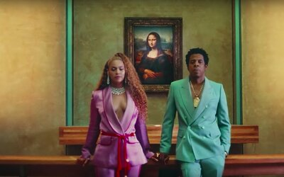 Beyoncé a Jay-Z sa postarali o svetový rekord v návštevnosti parížského Louvre