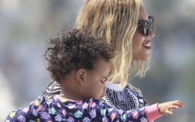 Beyoncé, Jay Z a Blue Ivy na dovolenke v Španielsku
