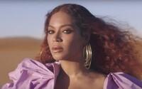 Beyoncé je bohyní krásy. Prostřednictvím nového klipu posílá milostný dopis Africe