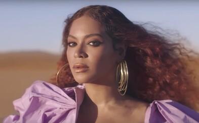 Beyoncé je bohyňou krásy. Prostredníctvom nového klipu posiela ľúbostný list Afrike