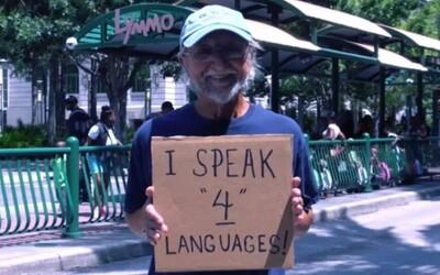 Bezdomovec rovná sa troska? Zamysli sa nad tým znova