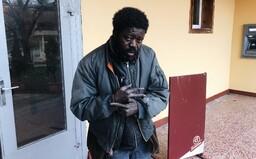 Bezdomovec z Mlynov Zombo: Študentky som nenapadol, iba muža, čo mi ukradol mobil. Som nevinný (Rozhovor)