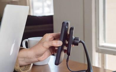 Bezdrôtové nabíjanie iPhonu nie je s novým puzdrom od Mophie vôbec žiadny problém