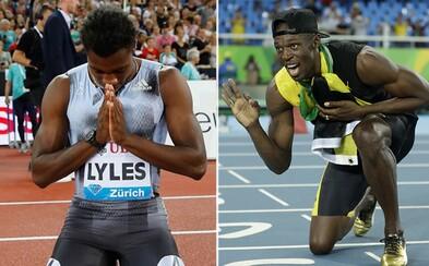Běžec na chvíli překonal světový rekord Usaina Bolta na 200 metrů. Teprve potom zjistil, že ho zradili organizátoři i časomíra