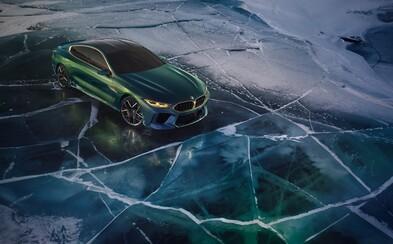 Bezkonkurenční směs sportovnosti a elegance. BMW láká na nové M8 Gran Coupé