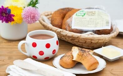 Bezlepkové pečivo zo Slovenska: nepocítiš rozdiel v chuti a poteší dostupnou cenou