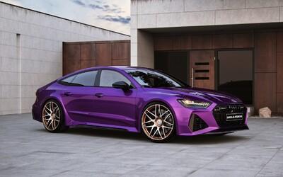 Audi RS7 s vyšším výkonom než Bugatti? Nemecký tuner v tom nevidí problém