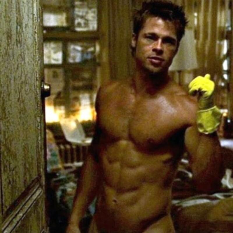 Bradd Pitt vo filme: